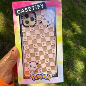 IPhone 11 Pro Max casetify pokemon case
